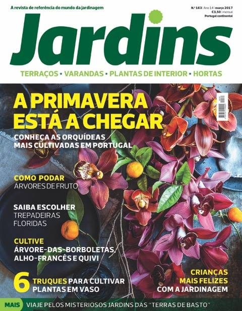 Revista Jardins de Março