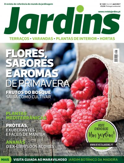 Revista Jardins de Abril