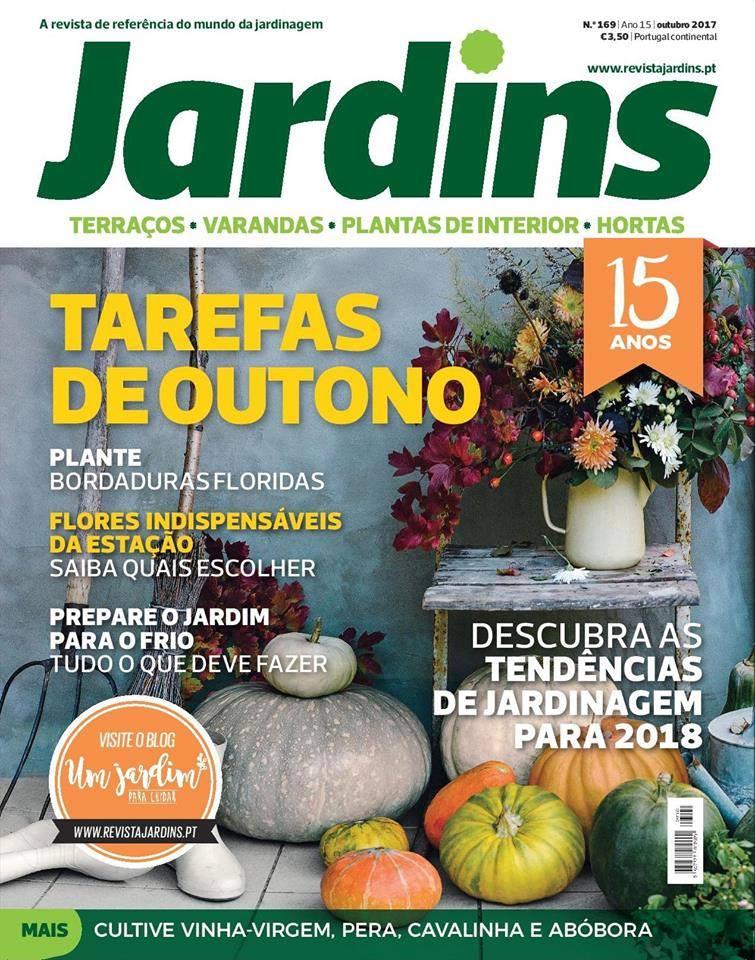 Revista Jardins de Outubro