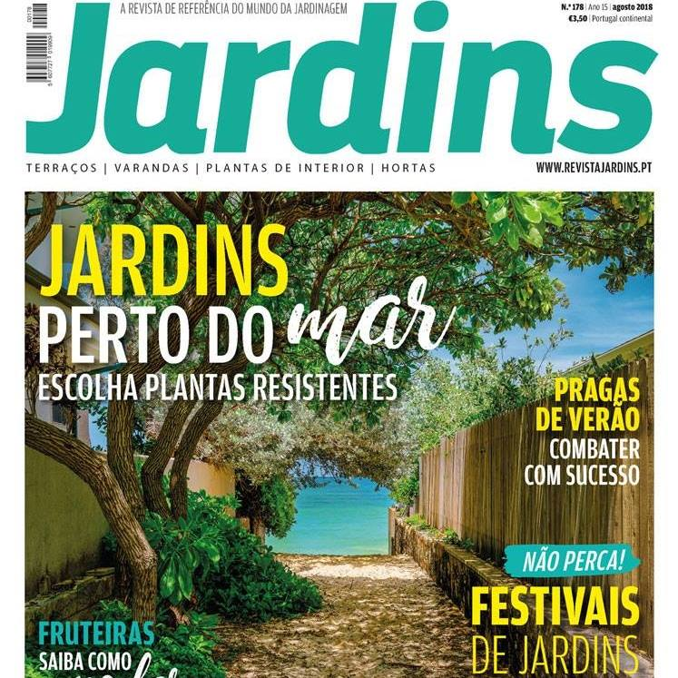 Revista Jardins de Agosto