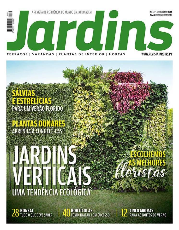 Revista Jardins de Julho