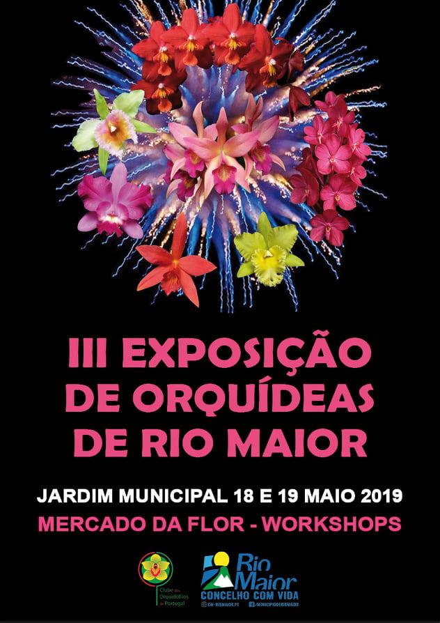 Exposição de Orquídeas de Rio Maior
